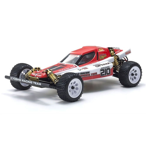 하비몬1/10 Turbo Optima Gold 4WD Off-Road Buggy Racer Kit[상품코드]KYOSHO