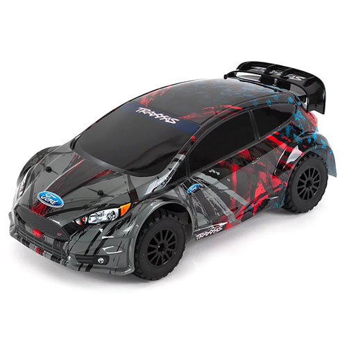 하비몬1/10 Ford Fiesta® ST Rally RTR[상품코드]TRAXXAS