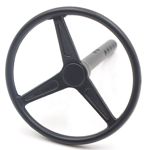 하비몬Accessory Steering Wheel A Black For 1/10 RC[상품코드]GRC