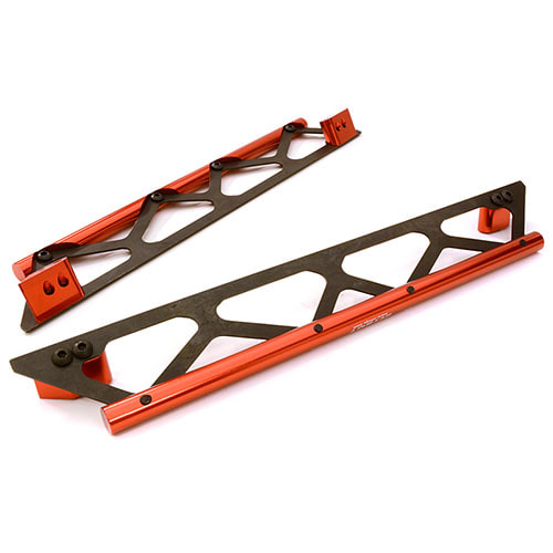 하비몬Machined Side Protection Nerf Bars for Traxxas X-Maxx 4X4[상품코드]INTEGY