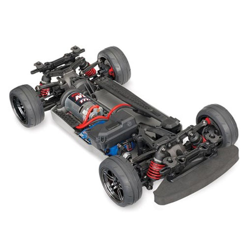 하비몬4-Tec 2.0 1/10 Brushed RTR Touring Car Chassis (NO Body)[상품코드]TRAXXAS