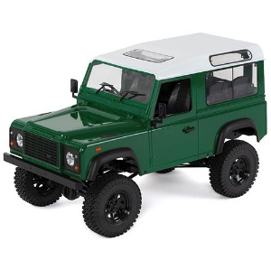 하비몬[행사중] 1/10 Gelande II ARTR Truck Kit w/Defender D90 Body Set (Semi-Assembled)[상품코드]RC4WD