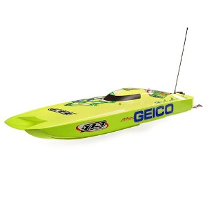 "하비몬Miss GEICO Zelos 36"" Twin RTR Brushless Catamaran Boat[상품코드]PRO BOAT"