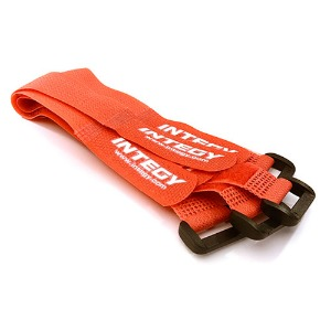 하비몬20x250mm Battery Strap (4) for RC Car, Boat, Helicopter & Airplane[상품코드]INTEGY