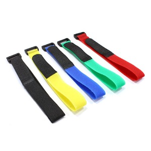 하비몬Multicolor 300mm Battery Strap (5) for RC Car, Boat, Helicopter & Airplane[상품코드]INTEGY