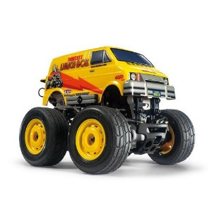 하비몬1/24 Star Unit Comical Wheelie Lunch Box Mini (SW-01)[상품코드]TAMIYA