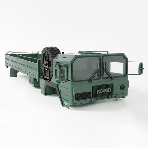 하비몬1/14 Beast II Mil-Spec Assembled/Painted Hard Body Set (Green)[상품코드]RC4WD