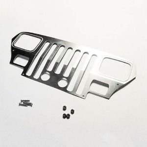 하비몬[#VVV-C0018] 1/10 Metal Grill for Tamiya CC01 Jeep Wrangler (CC-01)[상품코드]CCHAND