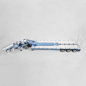 하비몬[#VV-JD00018] 1/14 Swingwing 3x8 Widening Equipment Semi Trailer and 2x8 Widening Dolly[상품코드]RC4WD