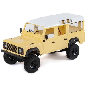 하비몬1/10 Gelande II LWB Scale Truck ARTR w/D110 Body Set (Semi-Assembled)[상품코드]RC4WD
