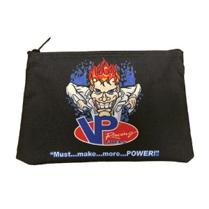 하비몬Zippered Pouch Bag (약 228x152mm)[상품코드]VP RACING FUELS