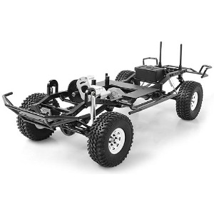 하비몬[행사중] 1/10 Trail Finder 2 LWB Scale Truck Chassis Kit[상품코드]RC4WD