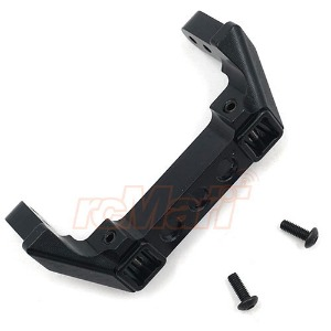하비몬Aluminum Rear Bumper Mount For Traxxas TRX-4 Black[상품코드]XTRA SPEED