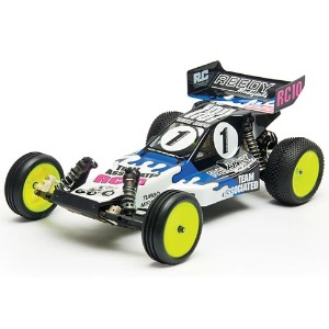 하비몬1/10 RC10 World's Car 2WD Off-Road Electric Buggy Kit[상품코드]TEAM ASSOCIATED