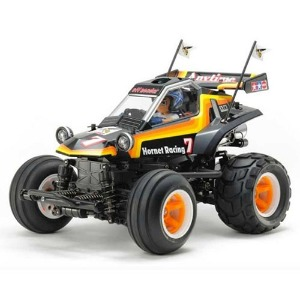 하비몬1/10 Comical Hornet Off-Road 2WD Buggy Kit (WR-02CB)[상품코드]TAMIYA