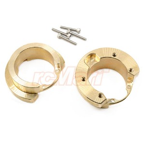하비몬Brass 1.9 inch Control Weight 2pcs 82g each For Traxxas TRX-4[상품코드]XTRA SPEED