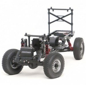하비몬[#BR8001] 1/10 4WD Radio Control Chassis Kit for BRX01[상품코드]BOOM RACING