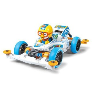 하비몬[#TA92336] [MINI 4WD] 1/32 Pororo - Limited Edition (SUPER II)[상품코드]TAMIYA