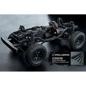 하비몬1/10 CMX 4WD High Performance Crawler Car L Kit[상품코드]MST