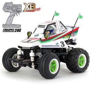 하비몬1/10 Comical Grasshopper Off-Road 2WD Buggy XB (WR-02CB)[상품코드]TAMIYA