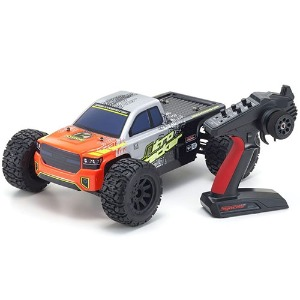 하비몬[#KY33101B] 1/10 Nitro Tracker 4WD GP .15 Engine Powered QRC Series Truck w/KT-231P+[상품코드]KYOSHO
