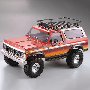 하비몬ABS 313mm Hard Body w/ Roof Rack (Ford Bronco) for Traxxas TRX4 Axial SCX10 II[상품코드]XTRA SPEED