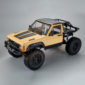 하비몬1/10 Cherokee XJ Hard Plastic Cab body Kit 313-324mm For Traxxas TRX4, Axial SCX10,Redcat GEN 8[상품코드]XTRA SPEED