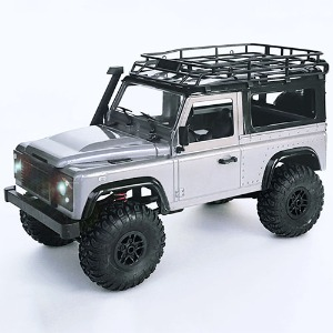 하비몬1/12 Mini T-Rock 4WD Rock Crawler Vehicle Truck (Silver)[상품코드]-