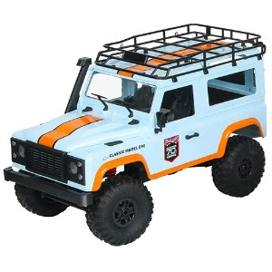 하비몬1/12 Mini T-Rock 4WD Rock Crawler Vehicle Truck (Blue)[상품코드]-