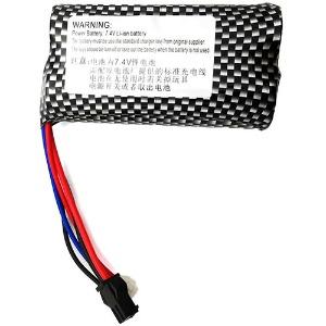 하비몬1200mAh 7.4V Lithium Battery for 1/12 Mini T-Rock 4WD Rock Crawler Vehicle Truck[상품코드]-