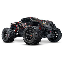 하비몬[#CB77086-4-RED] 1/6 X-Maxx 8S 4WD Brushless RTR Monster Truck (배터리 & 충전기 별매) (Red)[상품코드]TRAXXAS