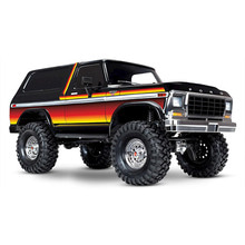 하비몬[#CB82046-4-SUN] 1/10 TRX-4 Trail Crawler Truck w/Ford '79 Bronco Ranger XLT Body (Sunset)[상품코드]TRAXXAS