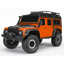 하비몬[#CB82056-4-ORANGE] [단종] 1/10 TRX-4 Scale & Trail Defender Crawler 4WD RTR (Orange)[상품코드]TRAXXAS