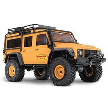 하비몬[#CB82056-4-TAN] 1/10 TRX-4 Scale & Trail Defender Crawler 4WD RTR (Tan)[상품코드]TRAXXAS